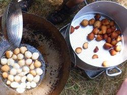 beignets wok